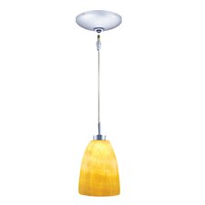 Goblet 1 Light Pendant and Canopy Kit
