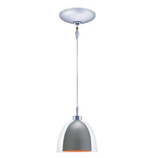 <strong>Jesco Lighting</strong> Lina 1 Light Pendant and Canopy Kit