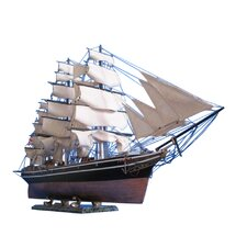 "<strong>Handcrafted Model Ships</strong> Cutty Sark 50"" Limited Ship"