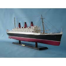"Queen Mary 40"" Limited Cruise Ship"