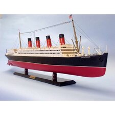 "40"" RMS Lusitania Limited Cruise Ship"