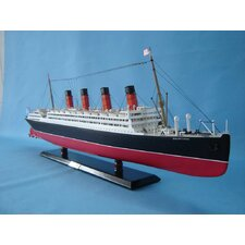 "40"" RMS Mauretania Limited Ship"