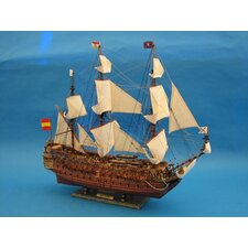 <strong>Handcrafted Model Ships</strong> San Felipe Limited Model Ship