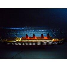 RMS Aquitania Limited Model Ship