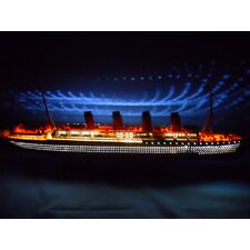 "40"" RMS Lusitania Limited Ship"