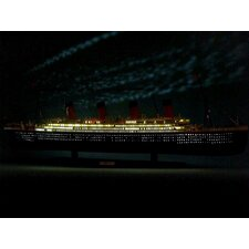 RMS Titanic Limited Model Ship