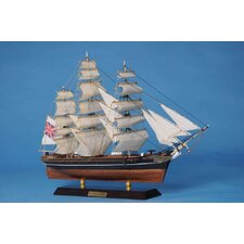 "<strong>Handcrafted Model Ships</strong> Cutty Sark 20"" Limited Ship"