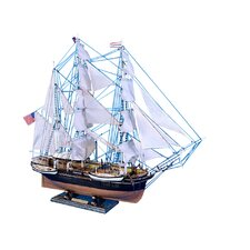 <strong>Handcrafted Model Ships</strong> Charles W. Morgan Limited Model Ship