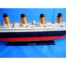 "30"" RMS Olympic Limited Cruise Ship"