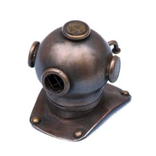 Diving Helmet Paperweight