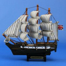 <strong>Handcrafted Model Ships</strong> Master and Commander HMS Surprise Model Ship