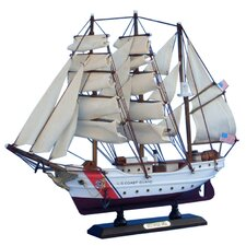 USCG Eagle Sailing Model Ship