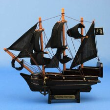 <strong>Handcrafted Model Ships</strong> Bart's Royal Fortune Model Ship