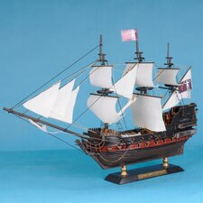 Blackbeard's Queen Anne's Revenge Model Ship