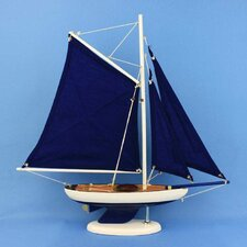 Bermuda Sloop Model Boat