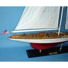 "<strong>Handcrafted Model Ships</strong> 27"" Ranger Limited Model Yacht"