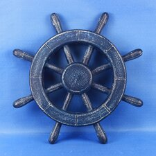 Ship Wheel Wall Décor