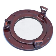 Deluxe Class Porthole Mirror