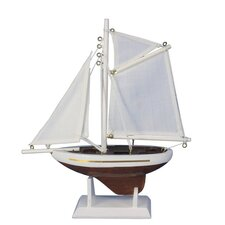 "Columbia 9"" Sailboat"