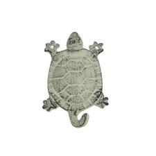Cast Iron Turtle Wall Hook