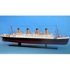 "40"" RMS Titanic Model Ship"