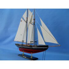 Bluenose 2 Model Ship