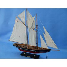 Bluenose Sailing Model Boat