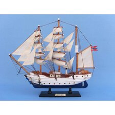 Christian Radich Model Ship