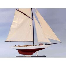 Columbia Limited Model Yacht