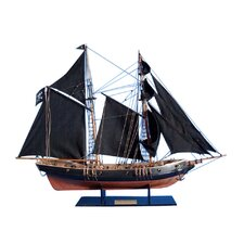 <strong>Handcrafted Model Ships</strong> Ben Franklin's Prince Limited Model Ship