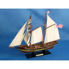 <strong>Handcrafted Model Ships</strong> Pride of Baltimore Model Ship