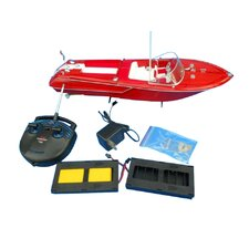 Ready to Run Aquarama Model Speed Boat