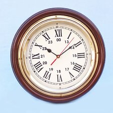 "Ship 12"" Wall Clock"