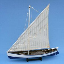 <strong>Handcrafted Model Ships</strong> Summer Wind Fishing Model Boat