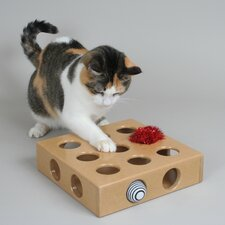 <strong>Pioneer Pet</strong> Peek and Play Toy Box