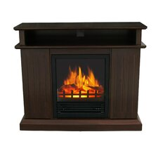 Melrose Multi- Media Electric Fireplace