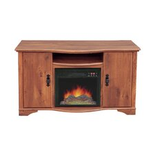Austin Media Center Electric Fireplace