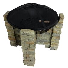 Laguna Outdoor Fire Pit