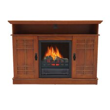 Augusta Entertainment Center Electric Fireplace