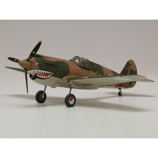 1:72 Curtiss Hawk 81-A-2 Plane Model Kit