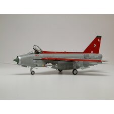 1:48 English Electric Lightning F2A/F6 Plane Model Kit