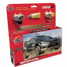 1:32 Ford Fiesta RS WRC Car Model Kit