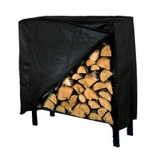 Shelter Log Rack Cover