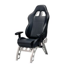 Receiver Chair Supported with Steel Alloy Base
