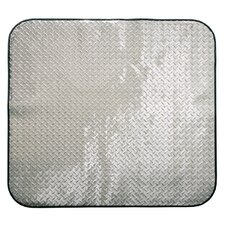 <strong>Pit Stop Furniture</strong> Diamond Plate Chair Mat