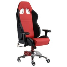 Chair with Racing Suspension Spring