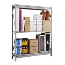 Wide Span 3 Shelf Shelving Unit Starter