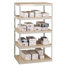 Muffler Storage - 5 Shelf Starter Unit