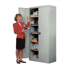 E-Z Bilt Storage - KD Storage Cabinets with Recessed Handle