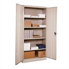 E-Z Bilt Storage - Assembled Storage Cabinets with Recessed Handle